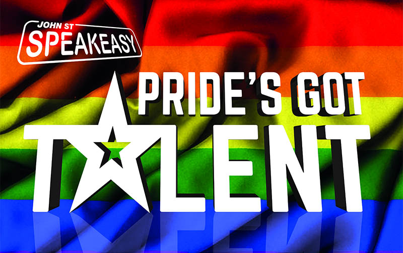 Pride got talent